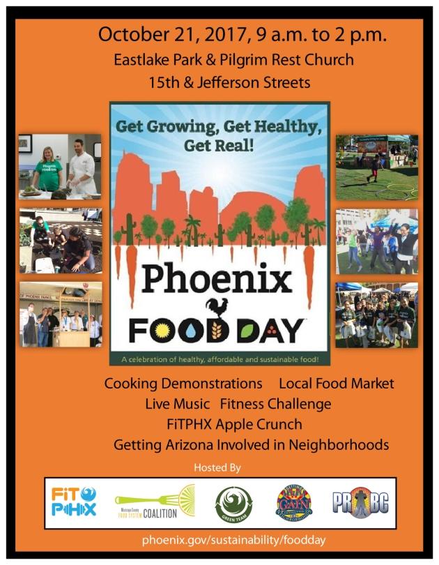 Phoenix Food Day 2017